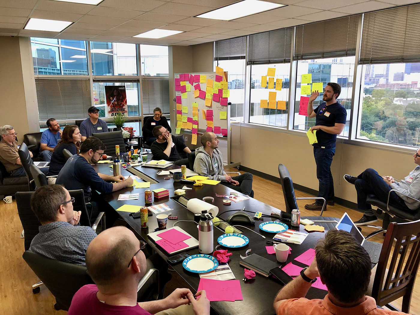 problem space workshop in Houston Texas