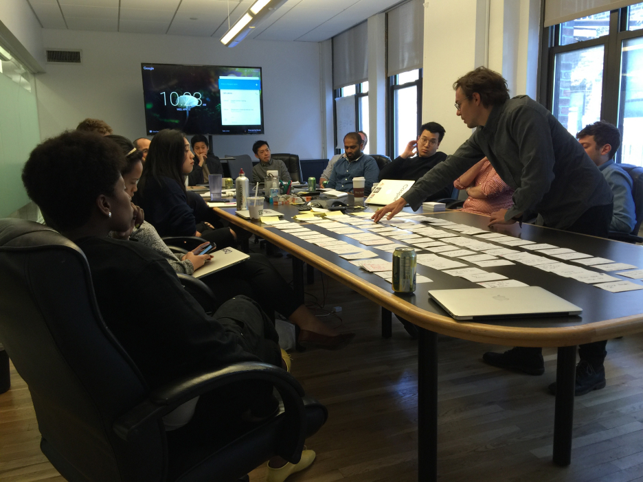 Casper agile workshop