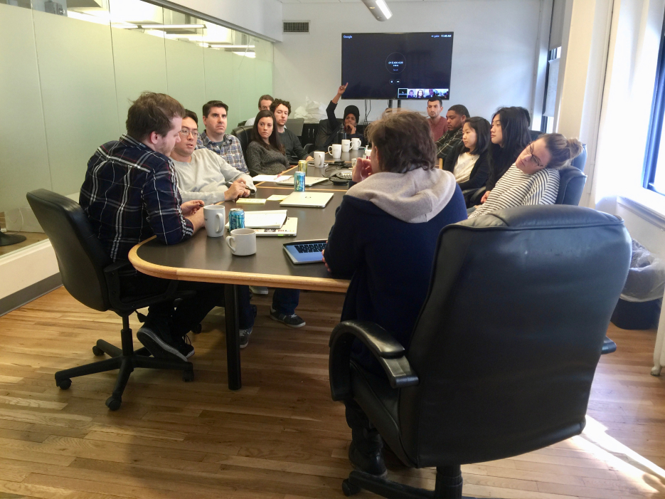 Casper Agile workshop monthly planning