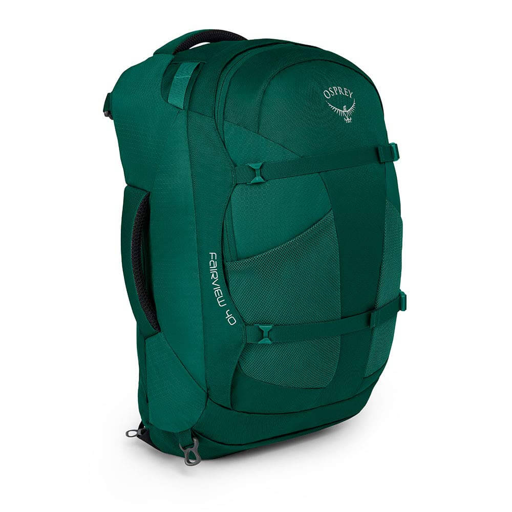 The Osprey Fairview 40 in green.