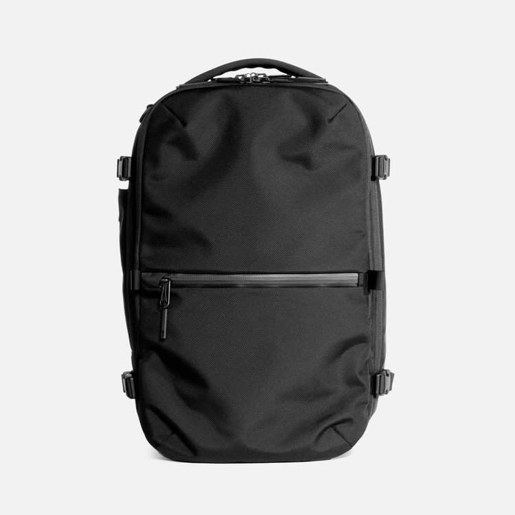 The Aer Travel Pack 2 backpack.