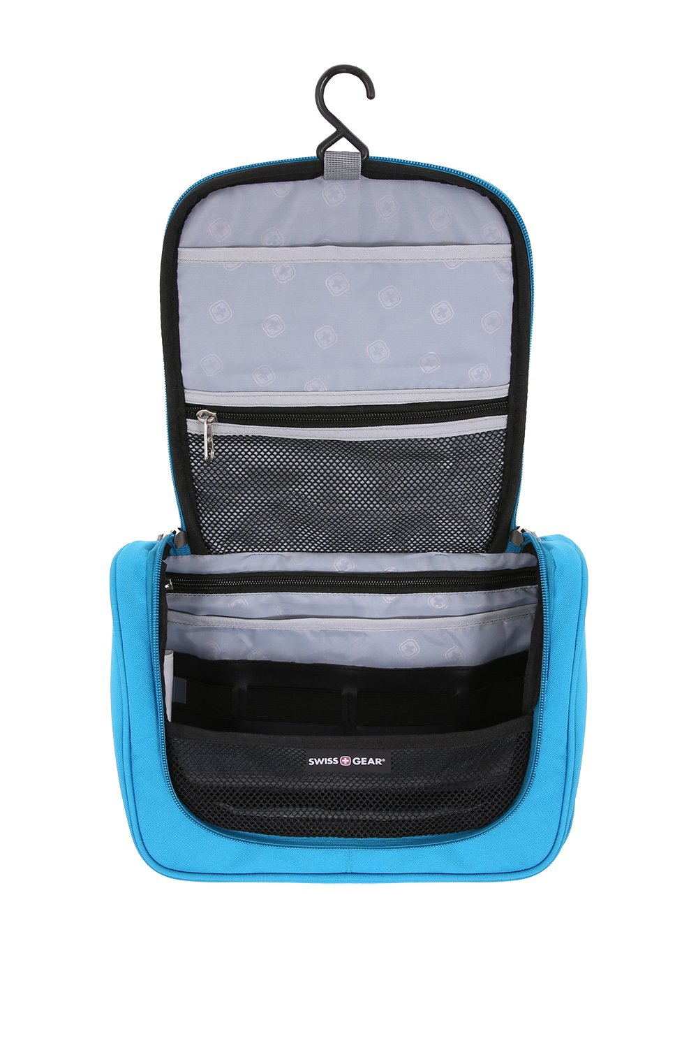 A hanging toiletry kit is a great gift for college students.
