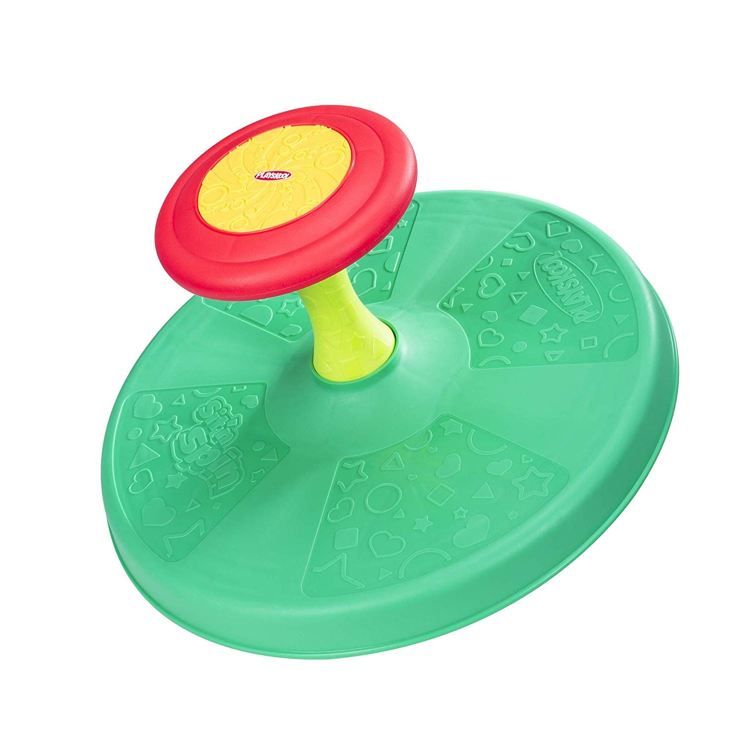 A Playskool Sit n Spin is a great gift for toddlers.