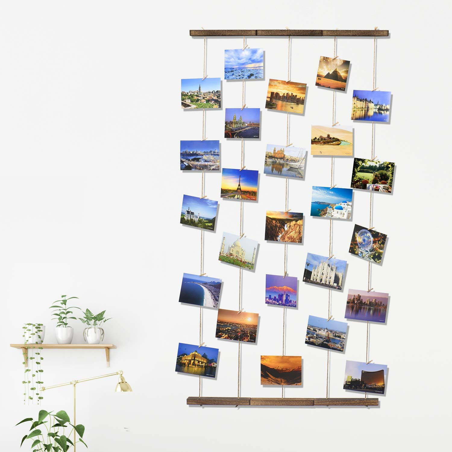 TWING Hanging Photo Display Picture Frames Collage