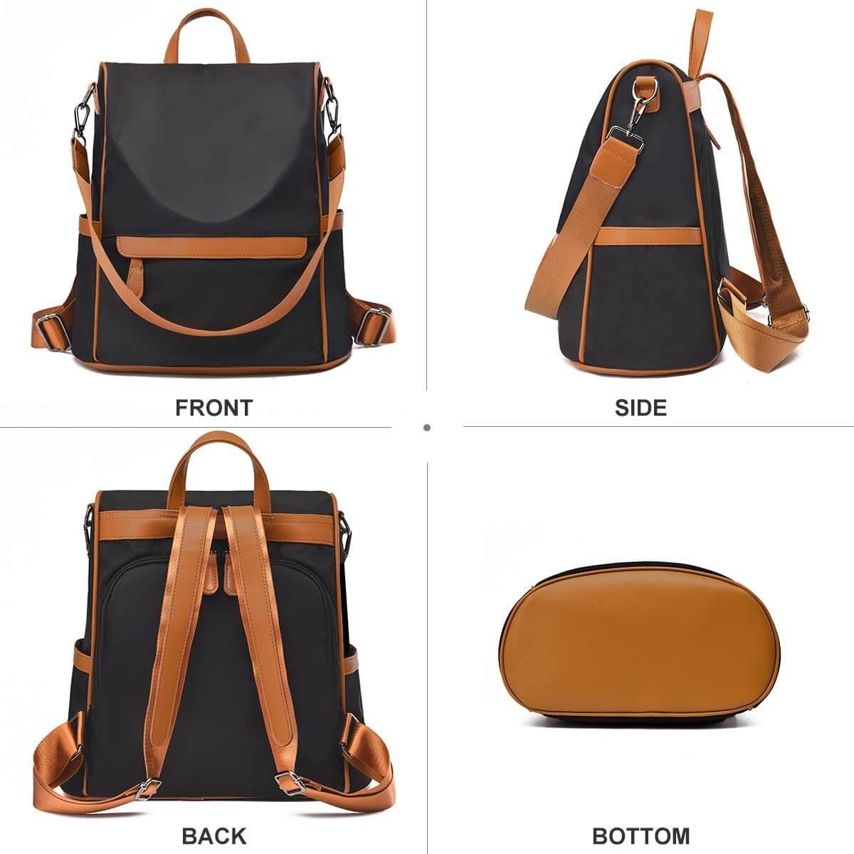 Antitheft Waterproof Backpack
