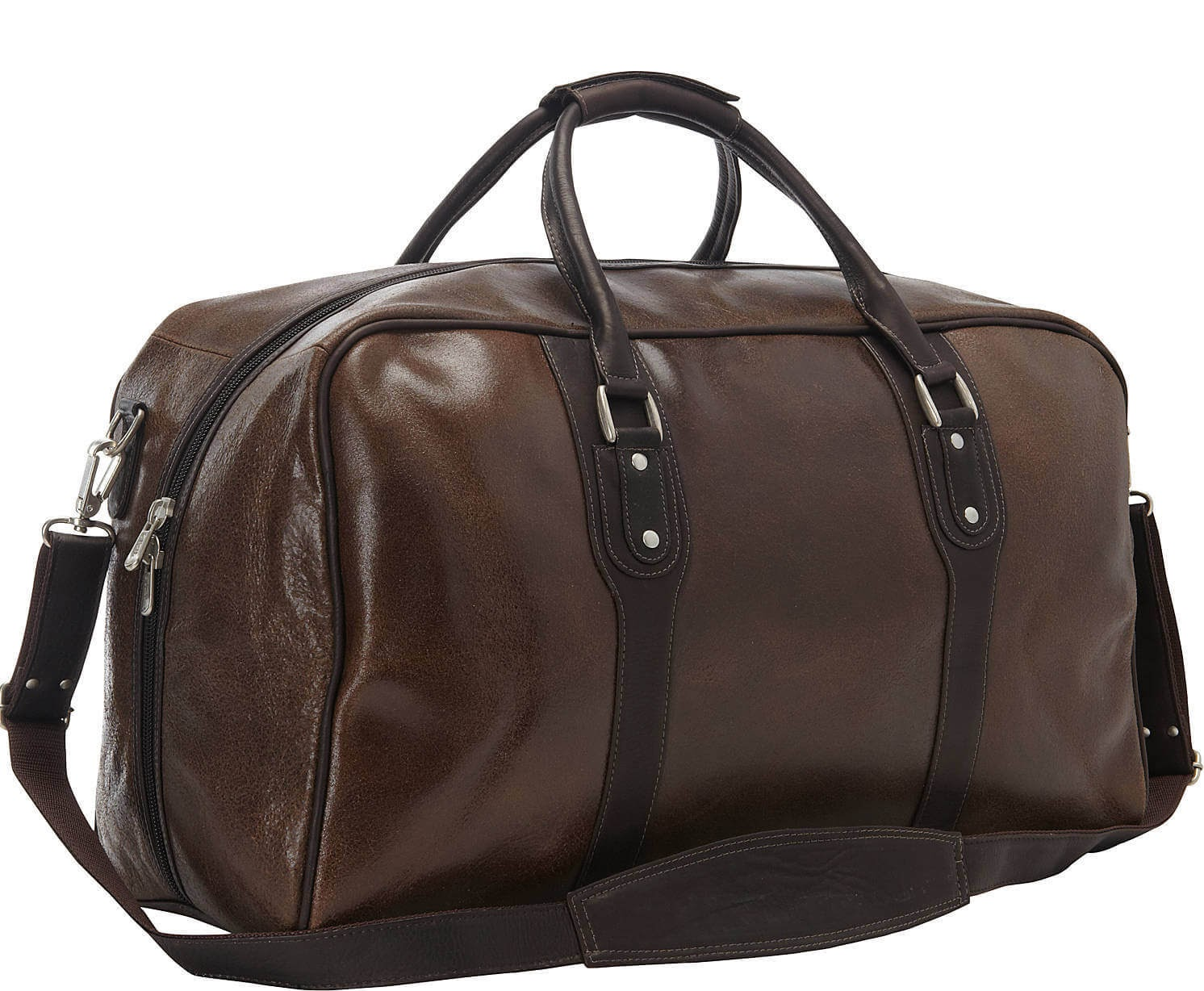 Bugatti Perreira Duffle Bag Leather