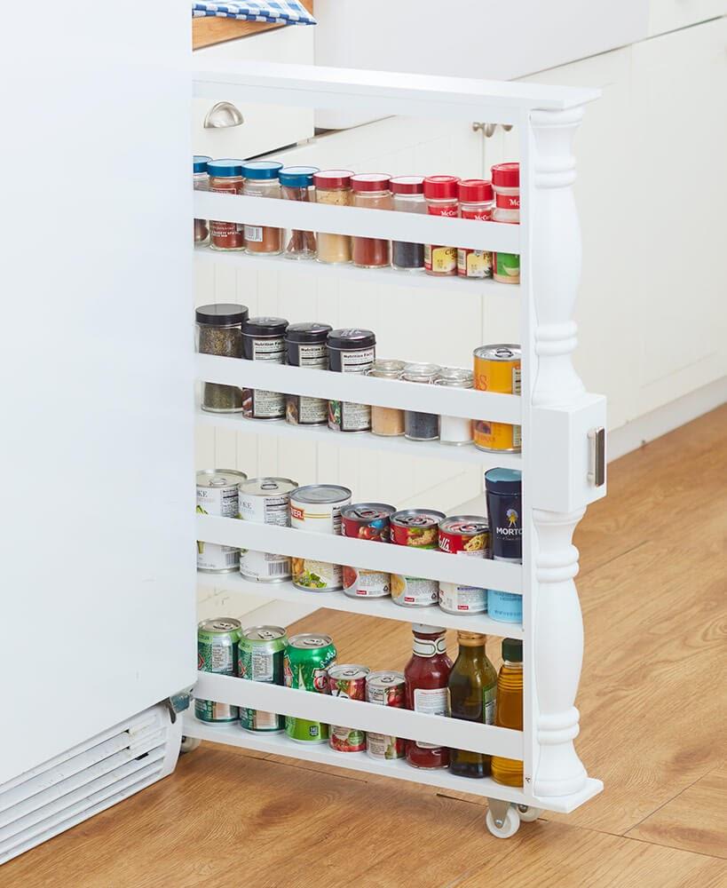 Slide Out Storage Rack