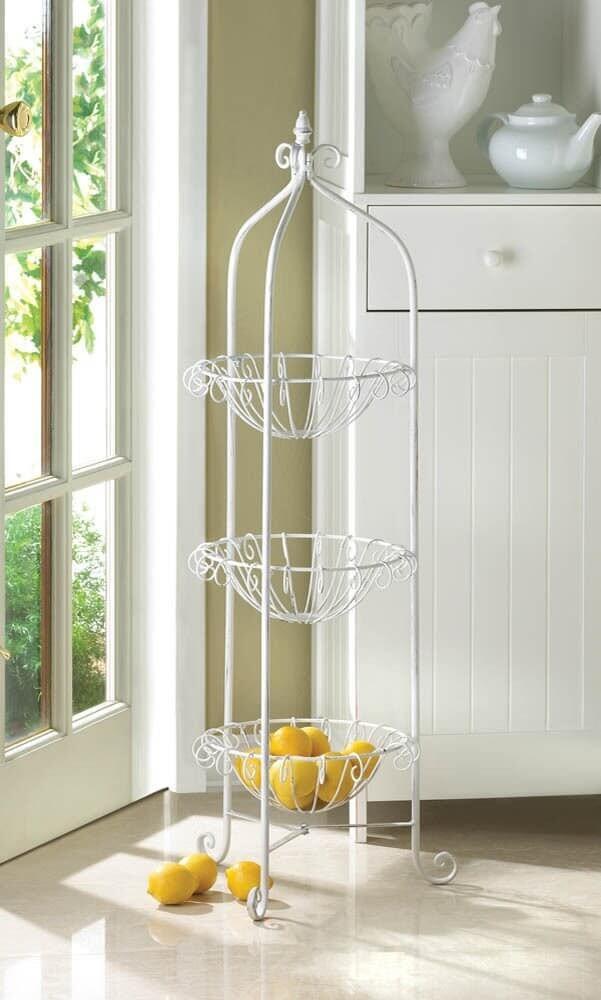 Kitchen Corner Baskets