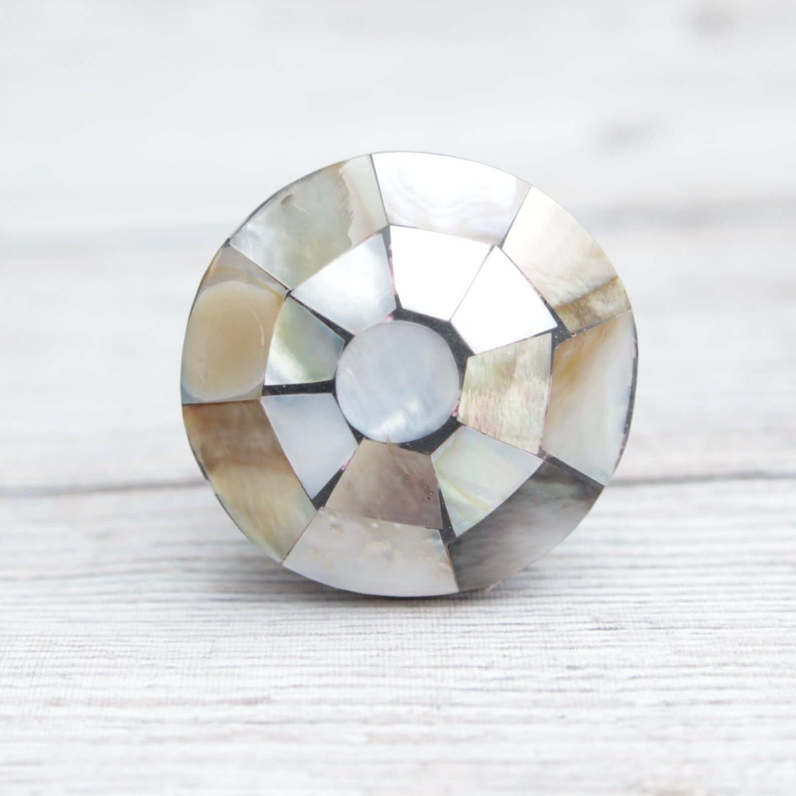 Mother of Pearl Drawer Knobs
