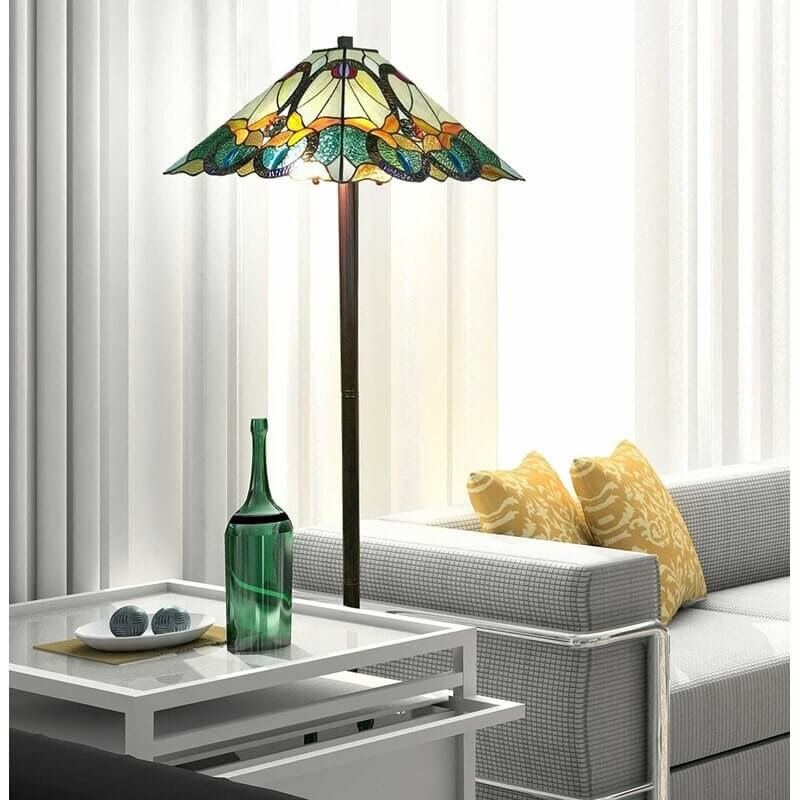 "Sackman 63"" Floor Lamp"
