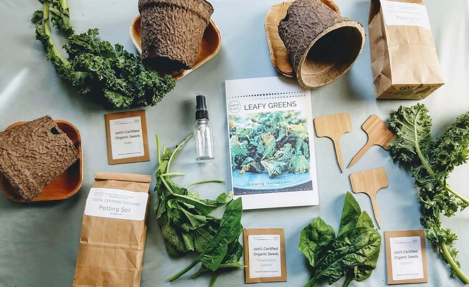 HortikiPlants garden kit