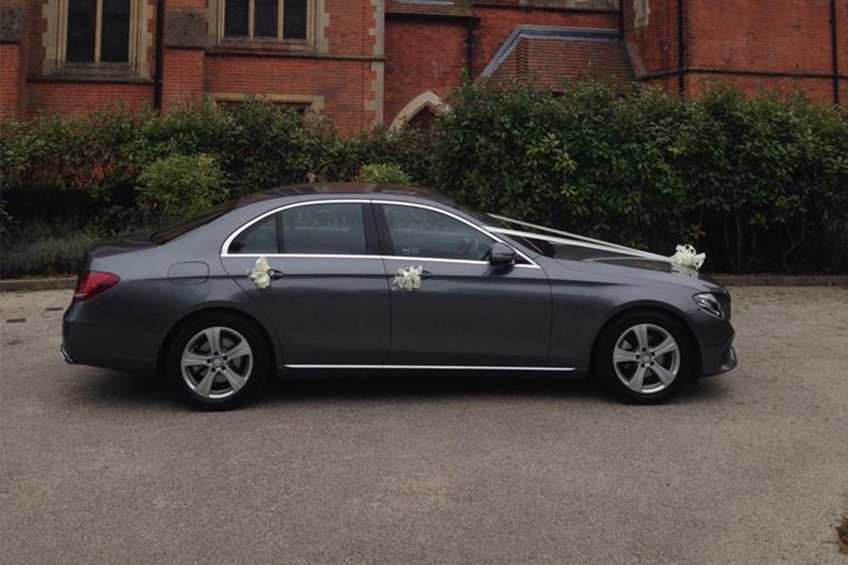 Executive Wedding Car
