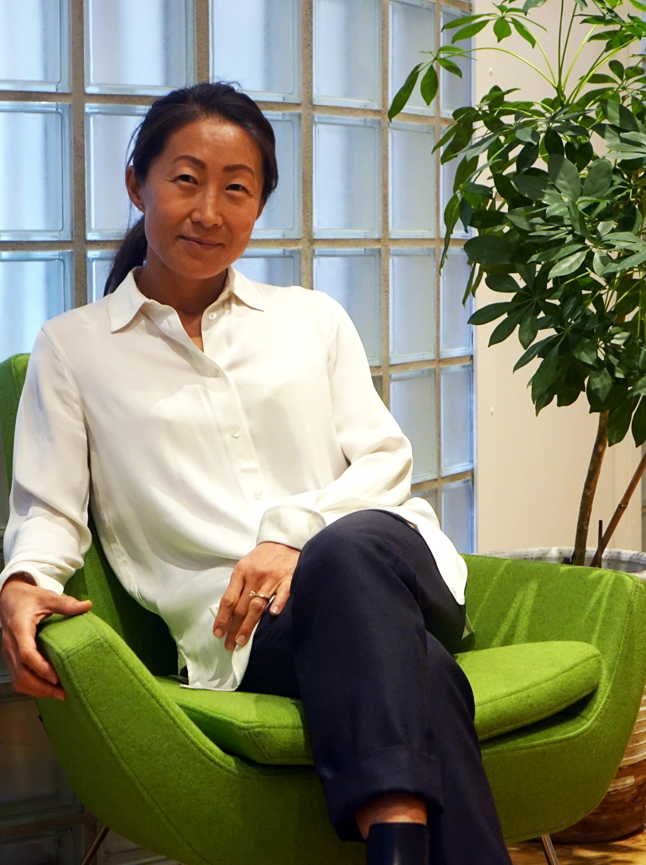 Lovisa Kim, verksamhetschef på 1825 - Terapicenter för unga vuxna
