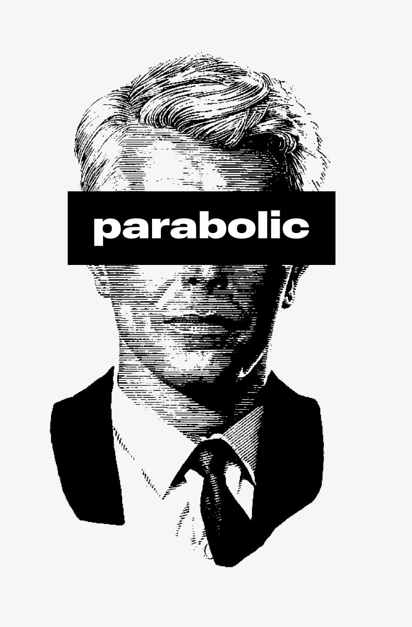 Parabolic logo