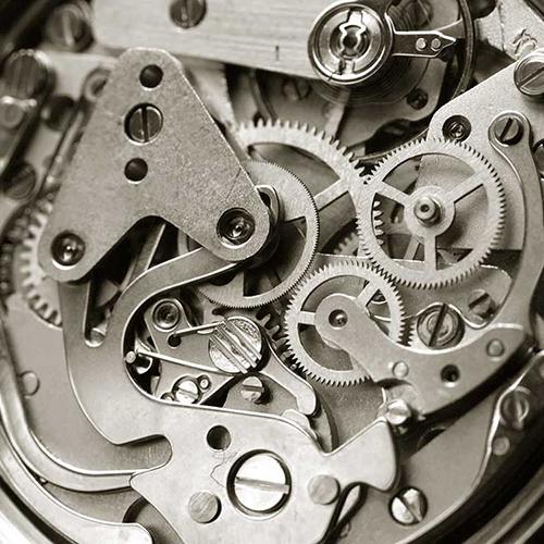 Steven Hale Watch Restoration