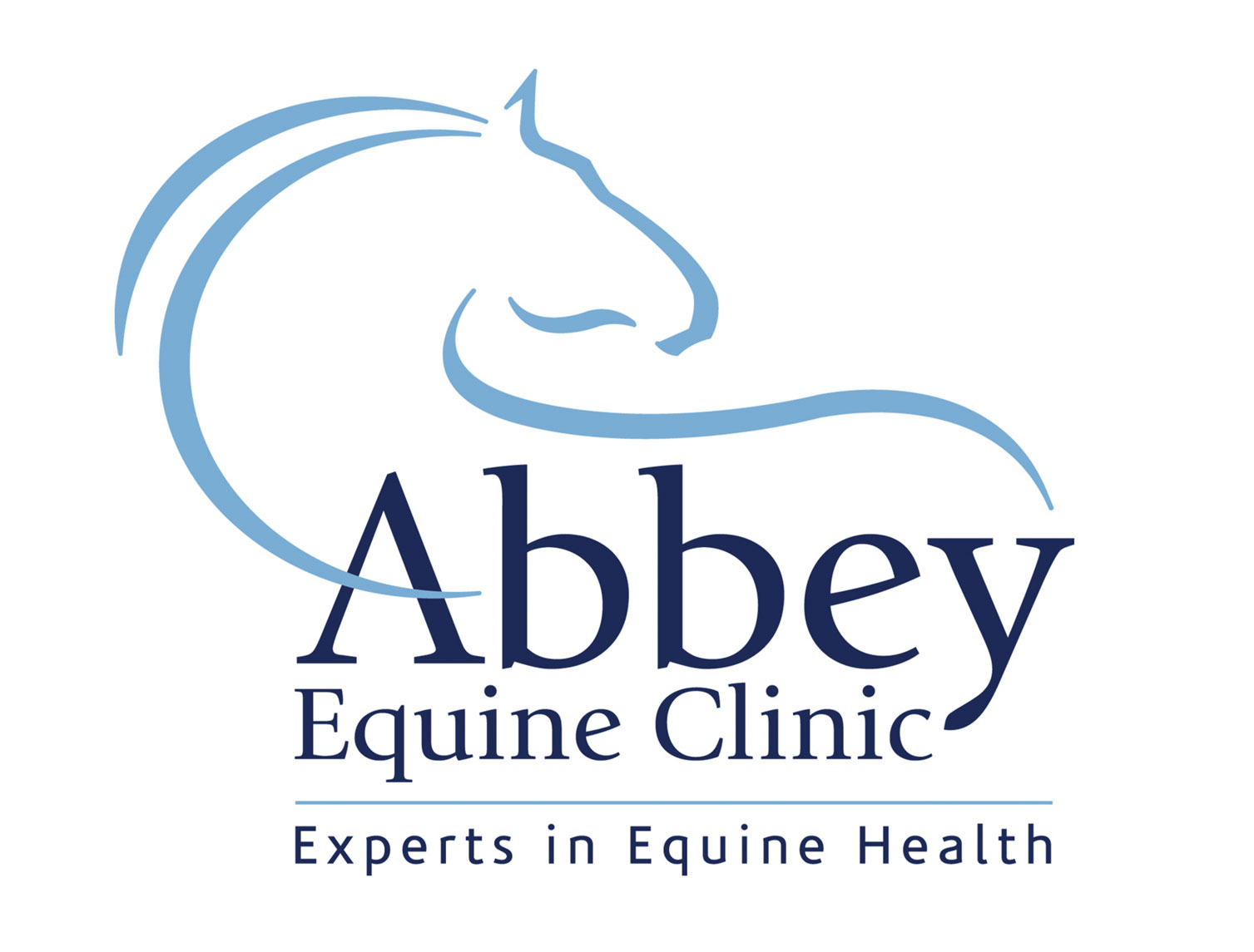 Abbey Equine Clinic's New Logo