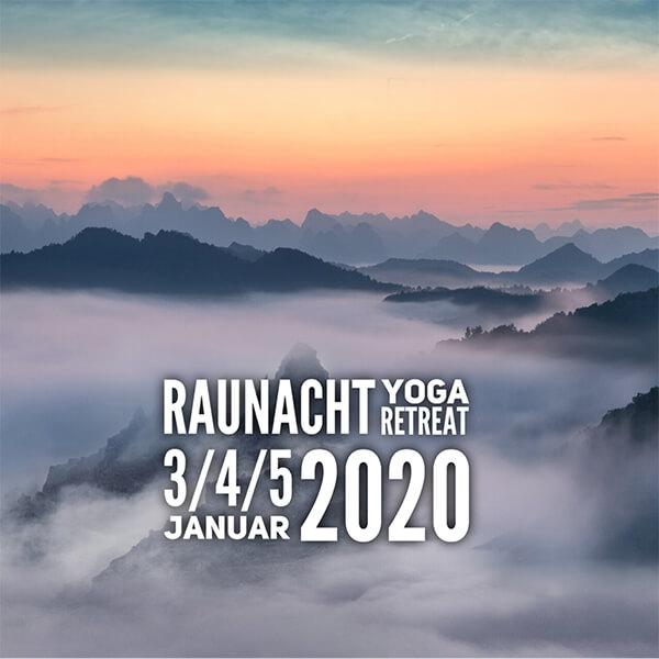 Yoga & Raunacht Retreat