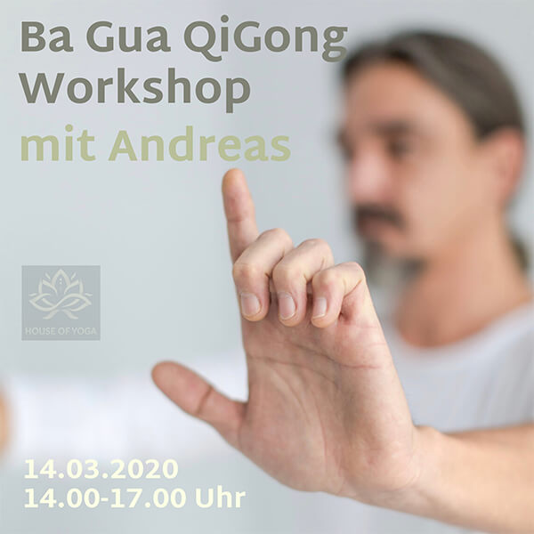 Ba Gua QiGong-Workshop