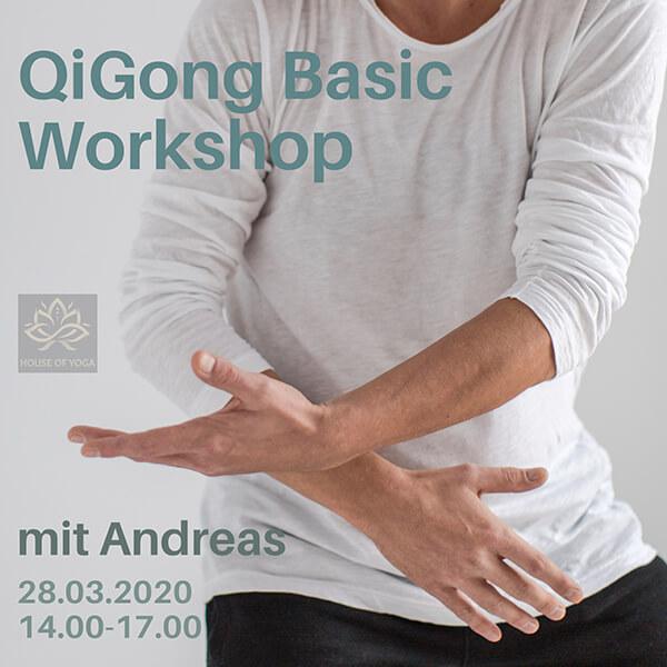 QiGong Basics-Workshop