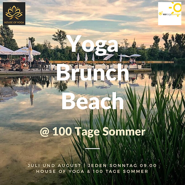 Yoga & Brunch & Beach 09.08.2020