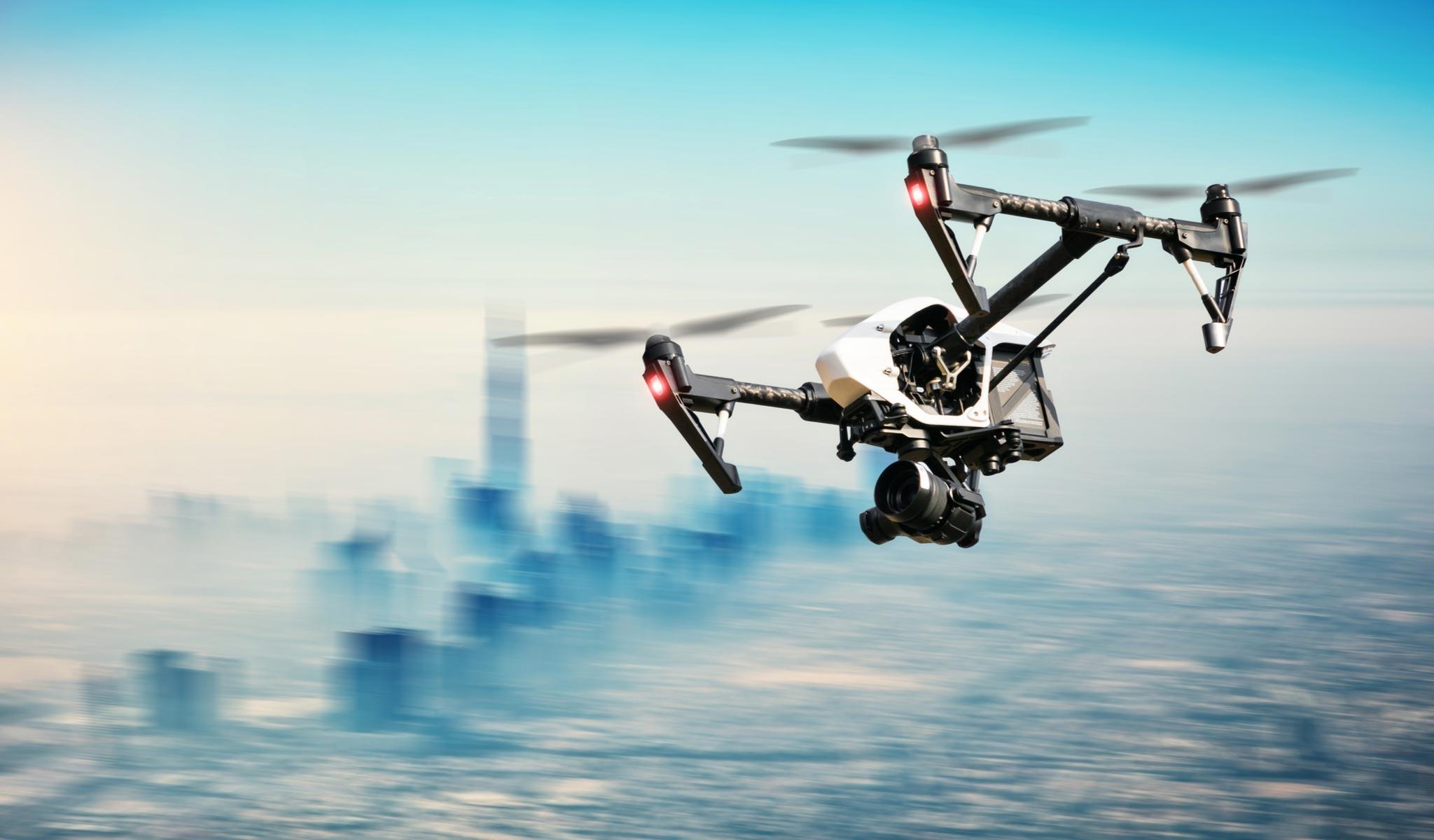 Drone Use Outpaces Flight Rules | Atty. Michael P. Schmiege