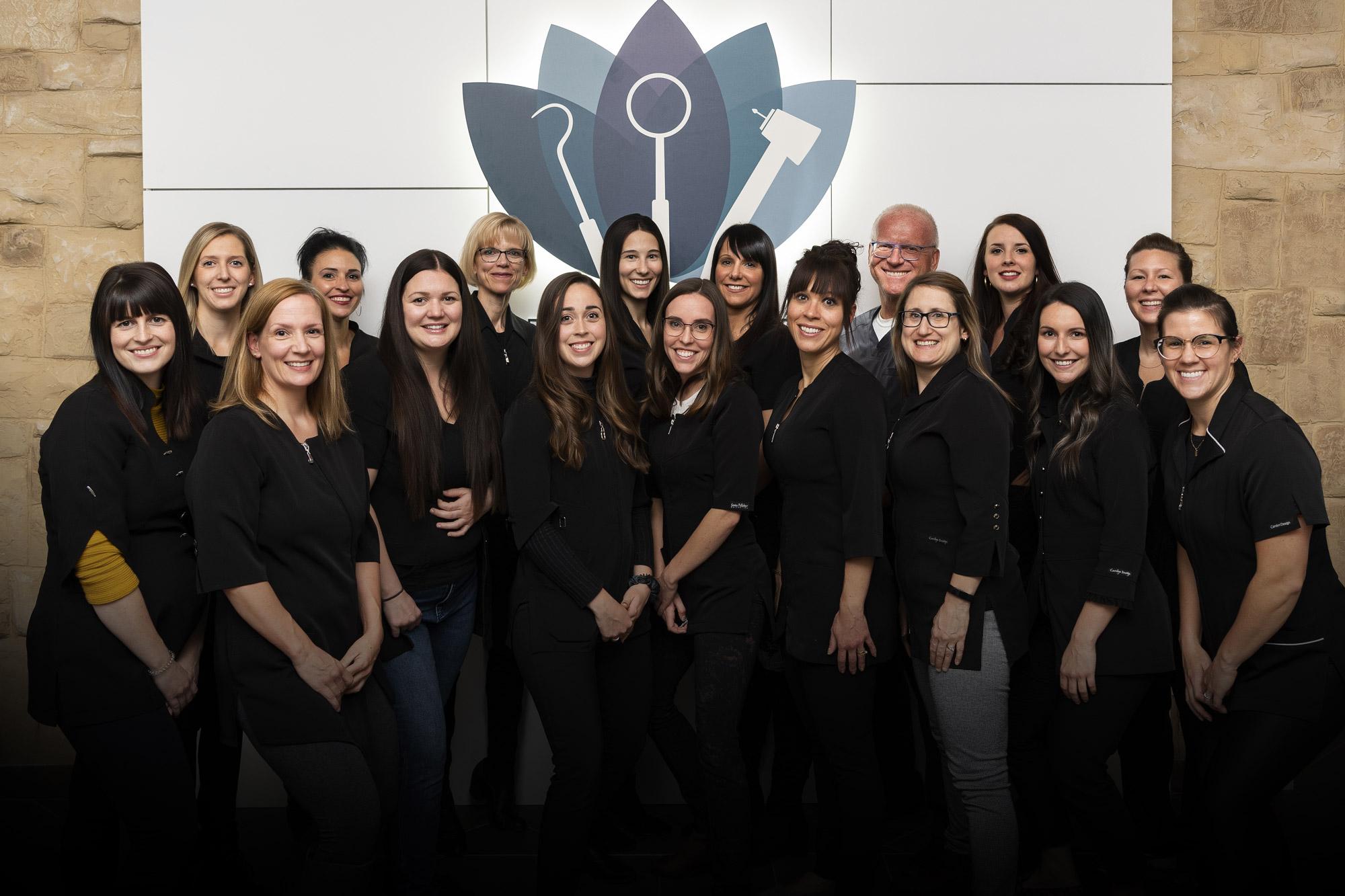Centre dentaire Drummond - Notre équipe
