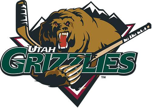 Utah Grizzlies Hockey Team Logo Utah Orthopedics and Sports Medicine Steward Medical Group