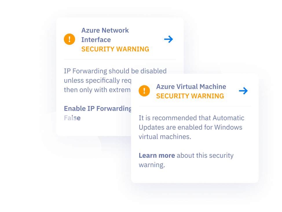 Be properly informed of security risks