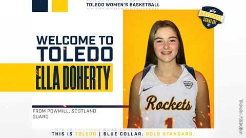 Ella Doherty signs National Letter of Intent with Toledo