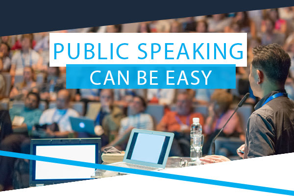 3 Great Tips To Make Public Speaking Easy