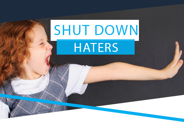 Shut Down Haters