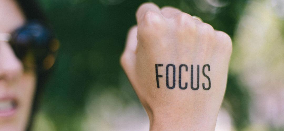 Focus = Fun?