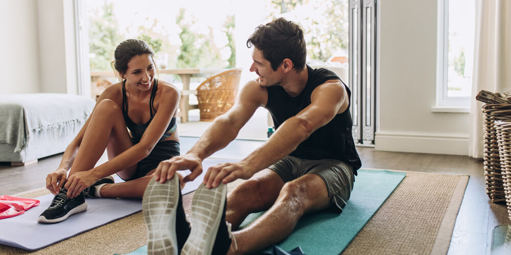 Should you work-out at home?