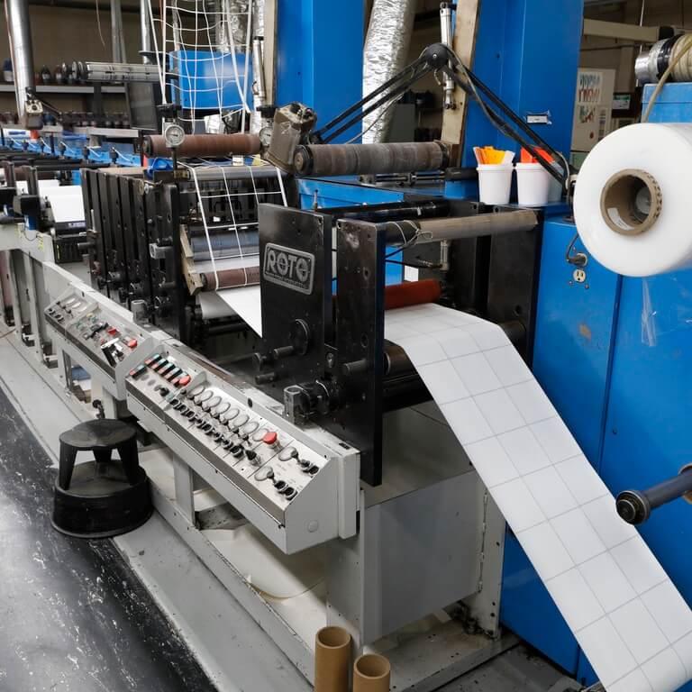 DRG's printing technologies