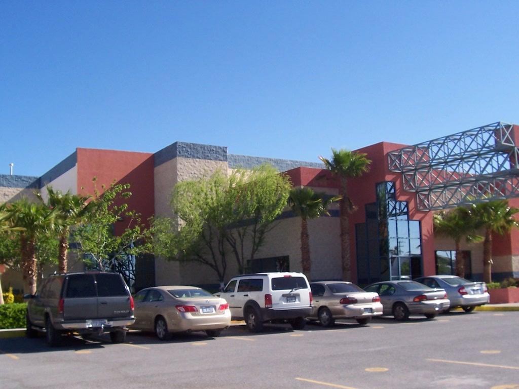 Ciudad Juárez, Chihuahua Mexico DRG warehouse