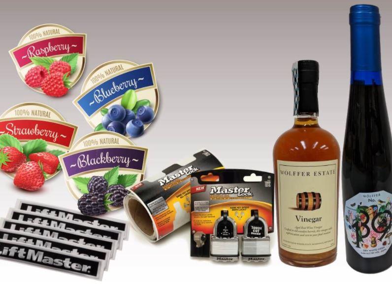 Durable label manufacturer