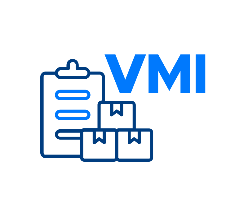 VMI and just in time managed services