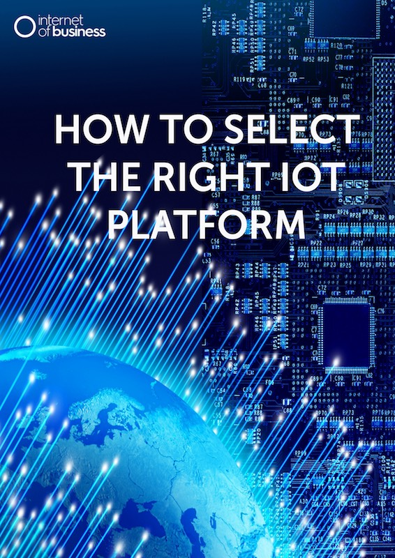 Select right iot platform ebook front cover