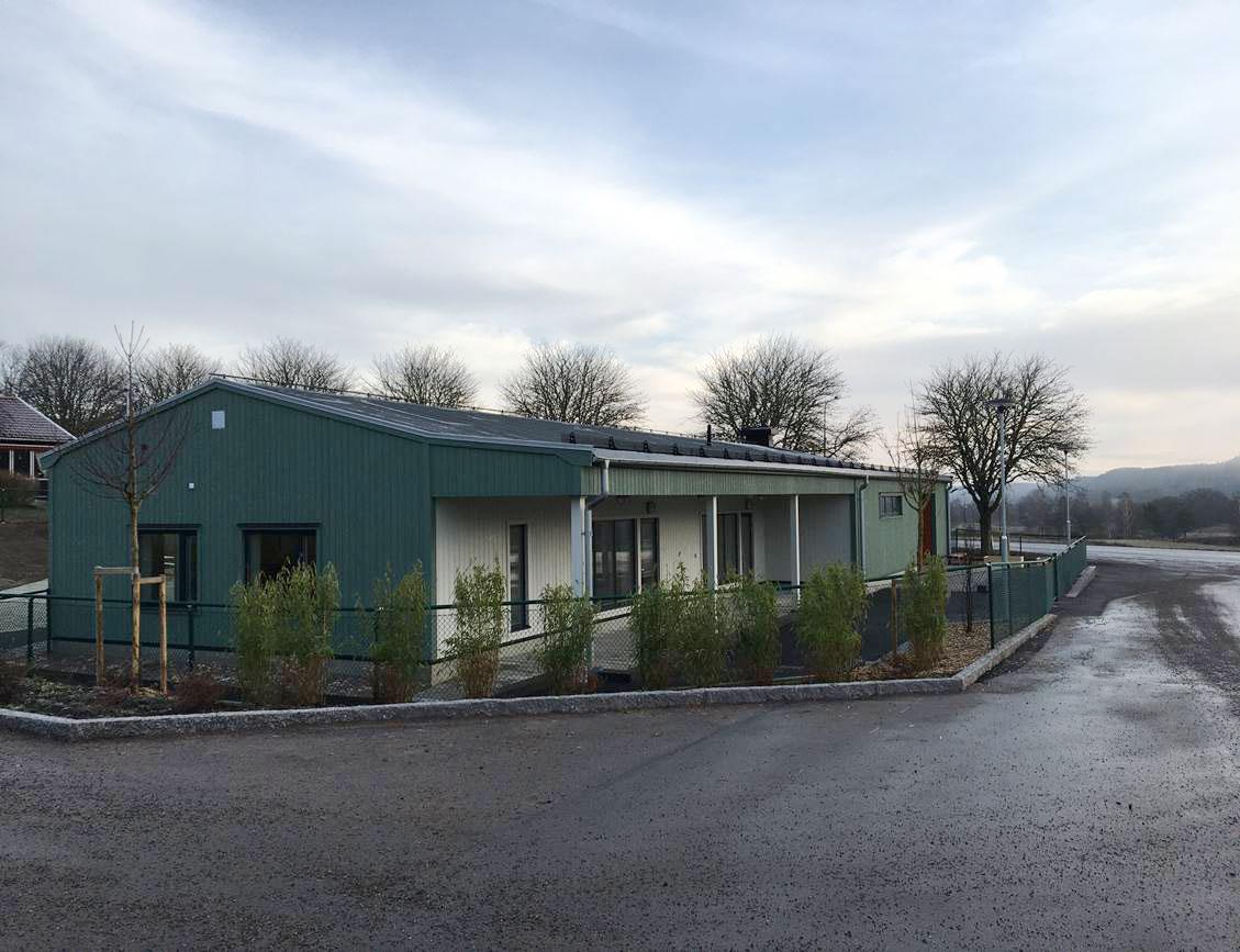 Ny förskola, Åtvidaberg