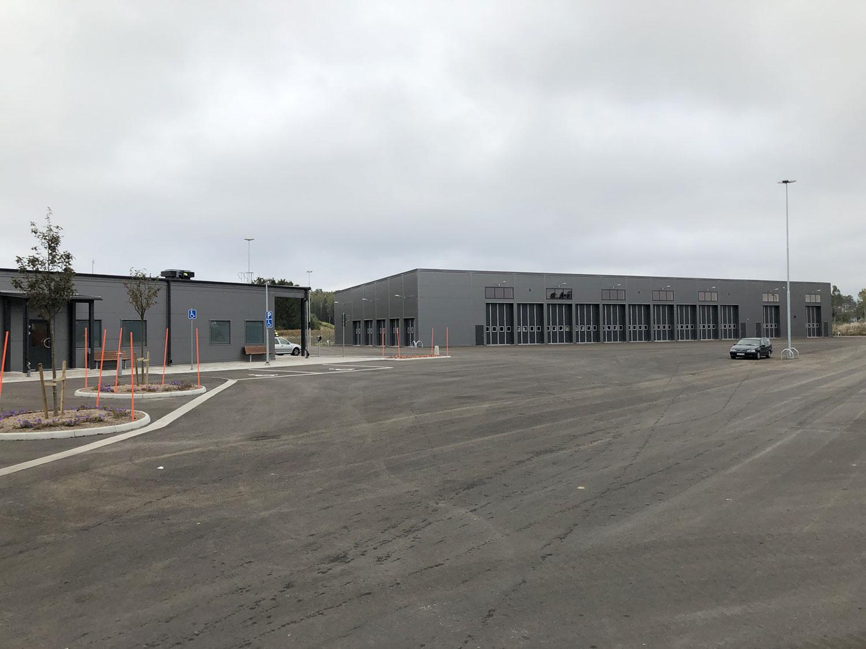 Tuddarps Återvinningsstation, Motala