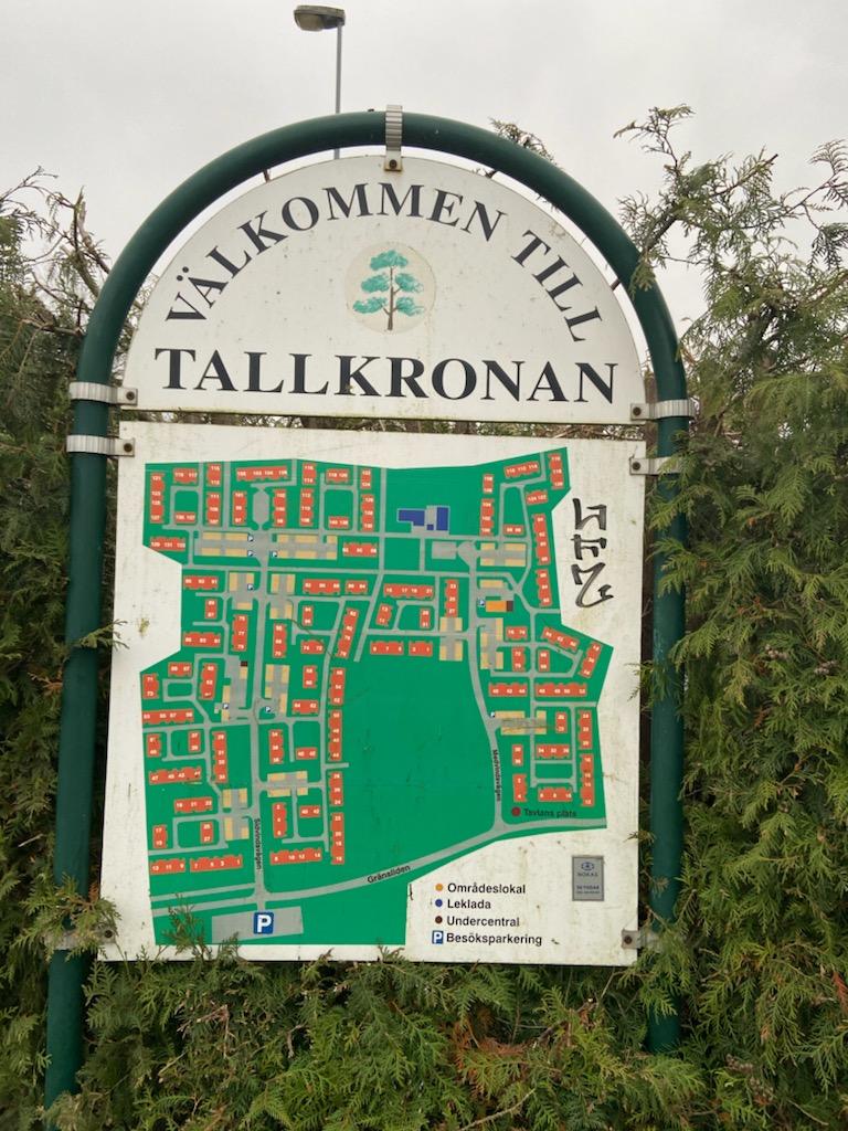 Brf Tallkronan