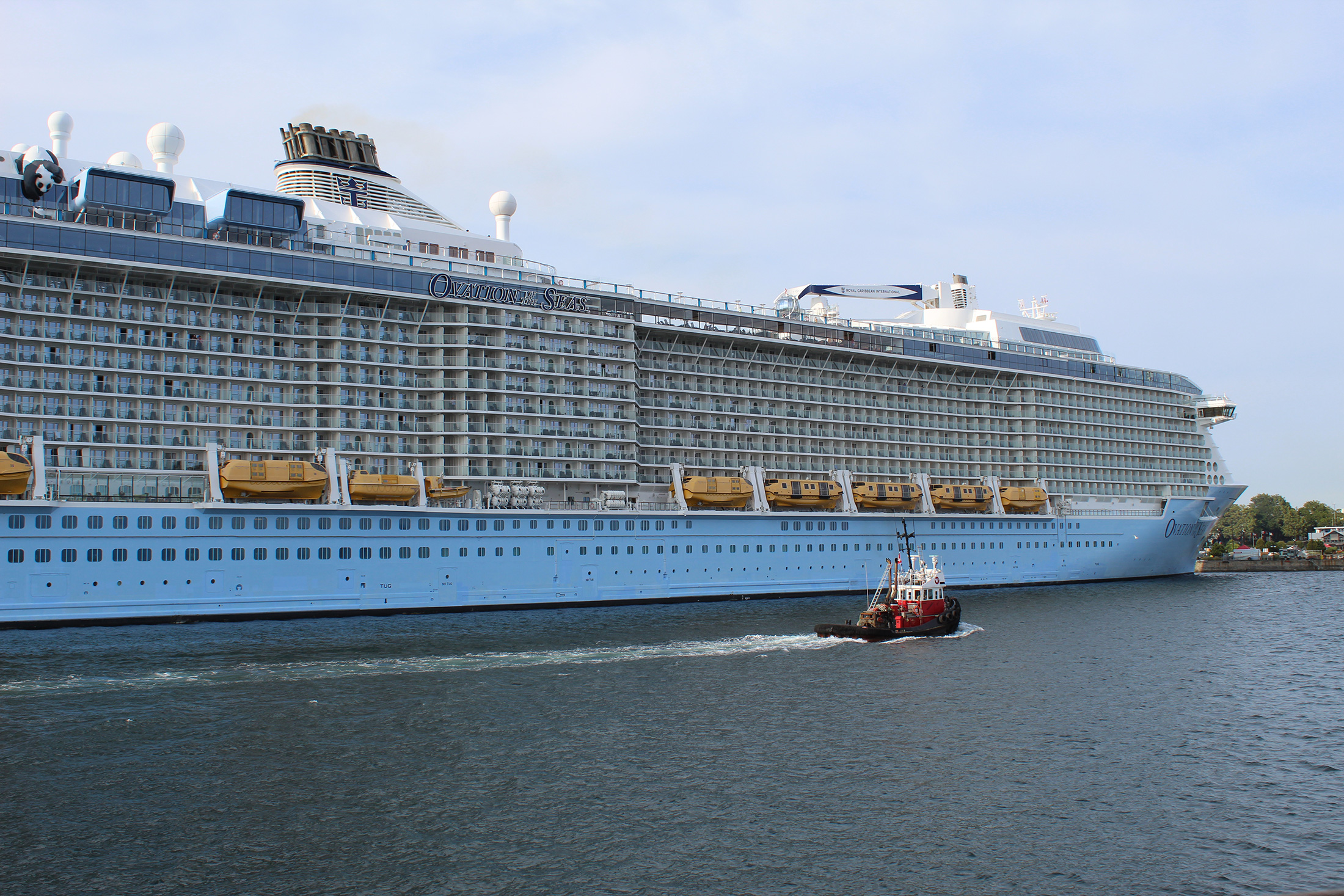 Here's How Much Victoria's Cruise Ships Are Polluting