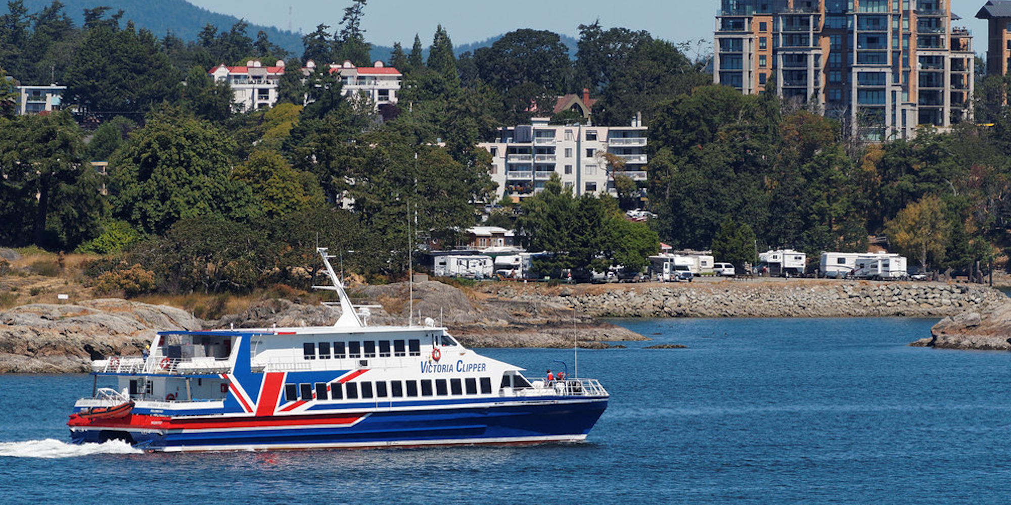 """It Was A Very Difficult Decision"": The Clipper On Why It Sealed Off Victoria's Link to Seattle"