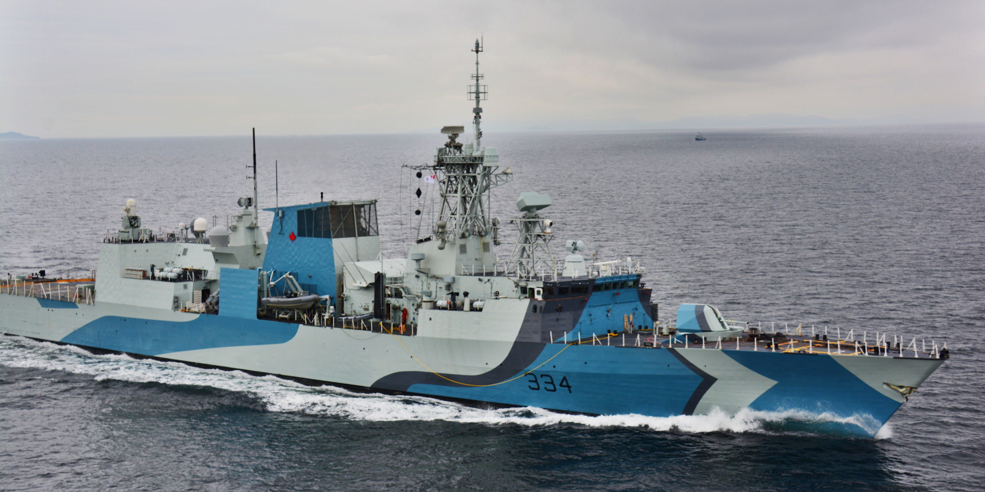 Only Hours After Setting Sail, COVID-19 Concerns Send HMCS Regina Back To Port