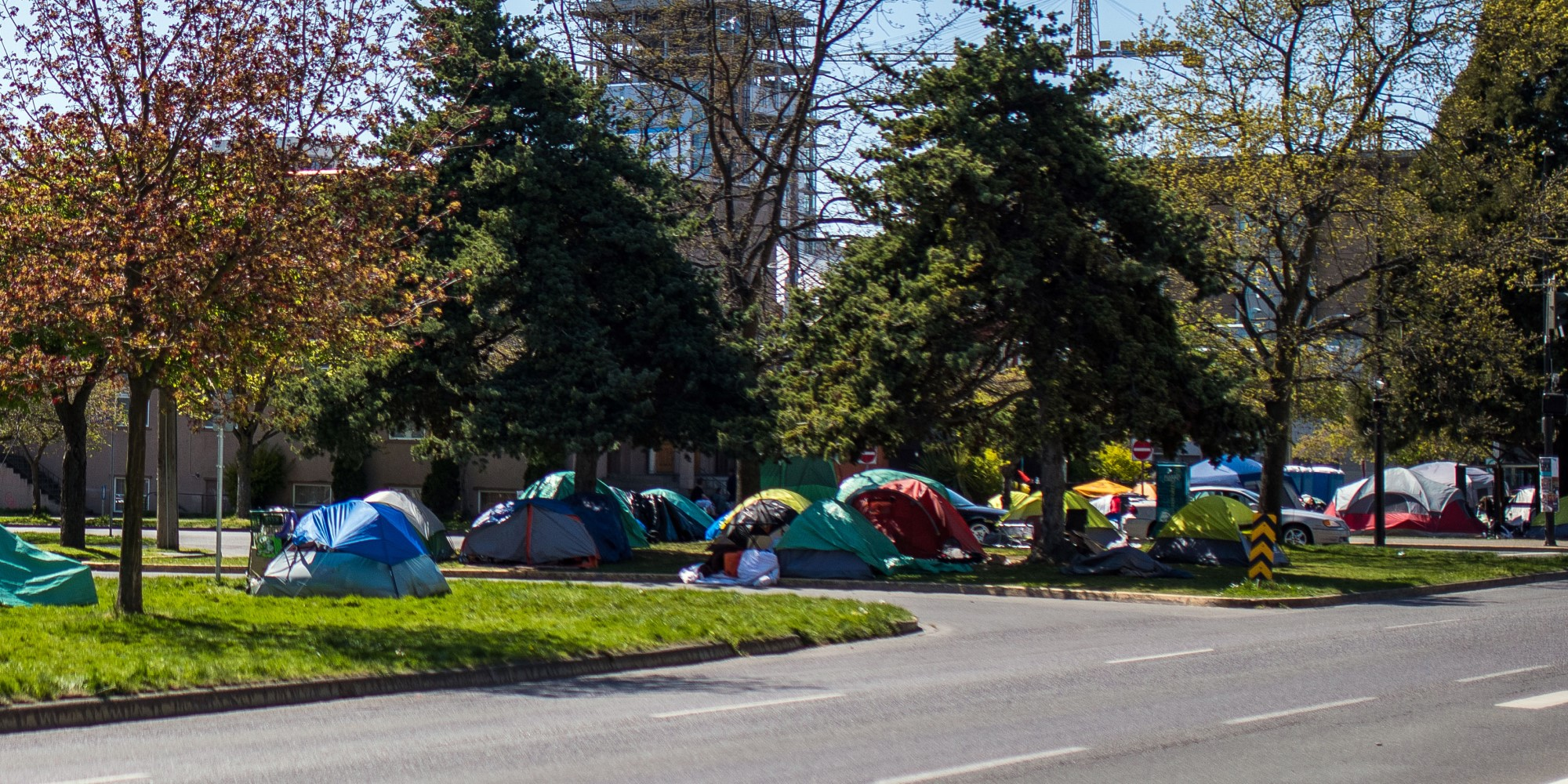 Homeless Relocation Pushed Back