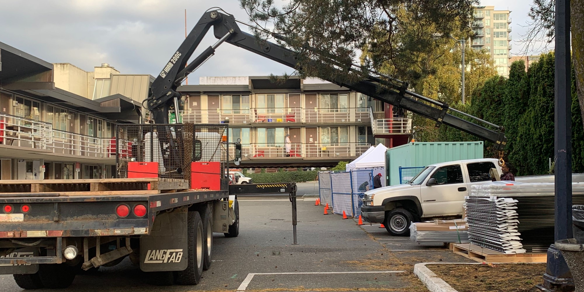 """""""It's a slum"""": Residents at Victoria's hotel-shelters describe hotbeds of crime, disorder"""