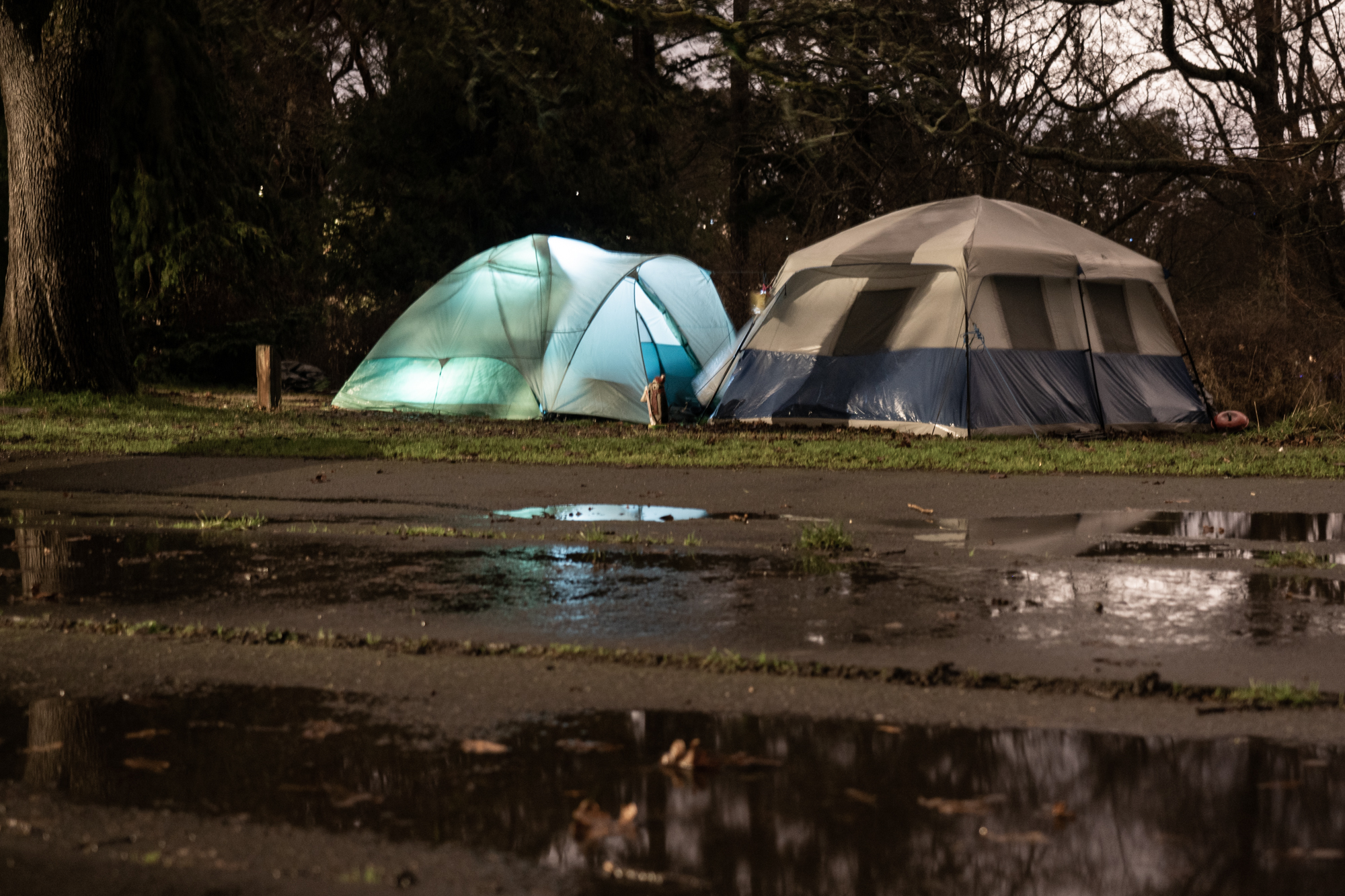 Victoria's homeless community faces winter with unclear housing options