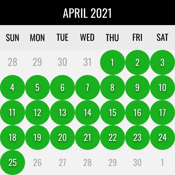 arkansas duck hunting april schedule