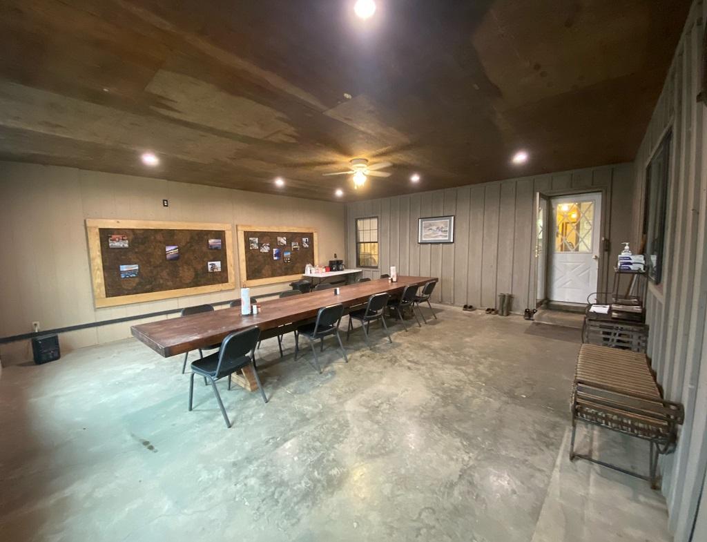 Augusta Lodge Dining Room