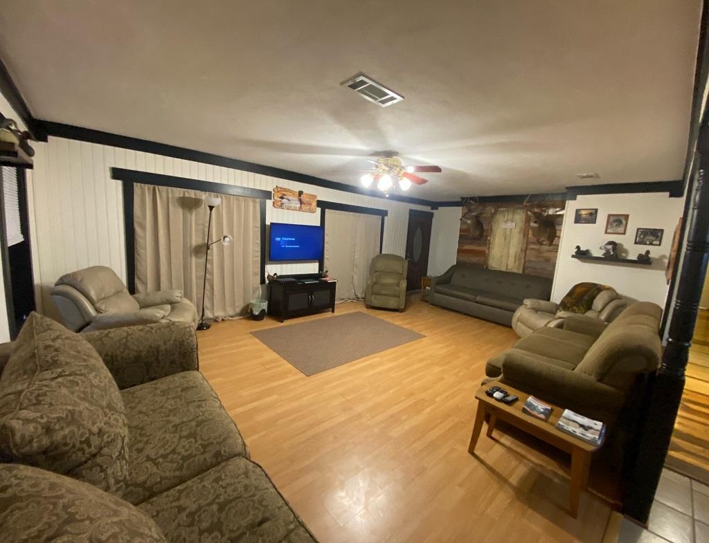 Augusta Lodge Living Room